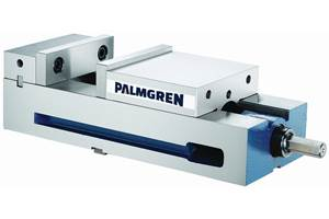 Palmgren's Dual Force Precision CNC Vises Excel in Parallel