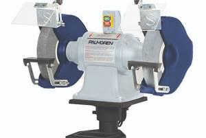 Palmgren Releases Durable, Heavy-Duty Bench Grinders