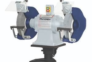 Palmgren推出耐用的重型台式研磨机