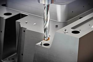 YG-1's i-One Drill and Tool Holder System Decreases Wear
