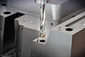 YG-1的i-One钻头和刀架系统减少磨损