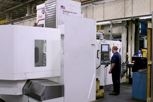 New Control Adds Accuracy, Flexibility to Old Machine Tool