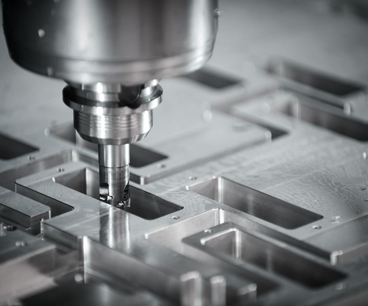 five axis milling