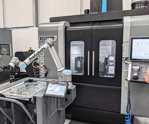 Hurco Unveils Practical Job Shop Automation for High-Mix Manufacturing
