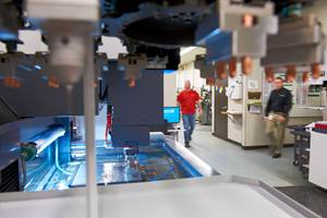 Toolroom Perspective on Micro Molding
