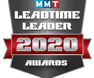 VIDEO: Official Announcement of MoldMaking Technology's 2020 Leadtime Leader Award Winner!