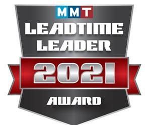 Enter MoldMaking Technology's 2021 Leadtime Leader Award Competition