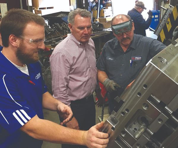 VIDEO: 2020 Leadtime Leader Winner Shares Business Strategies with CNC Machine Shops  image