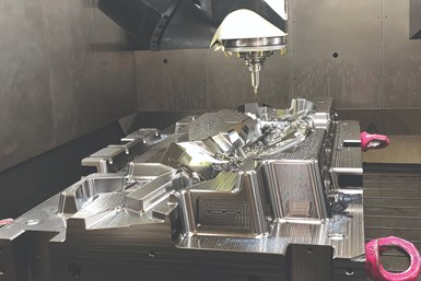 Hi-Tech produces prototype and production molds for most plastic processes