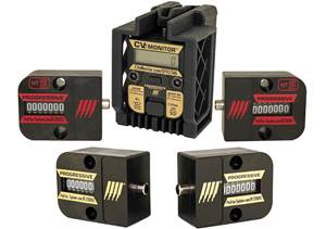 Expanded CounterView Product Line Offers Exclusive Mold Monitoring Accessories