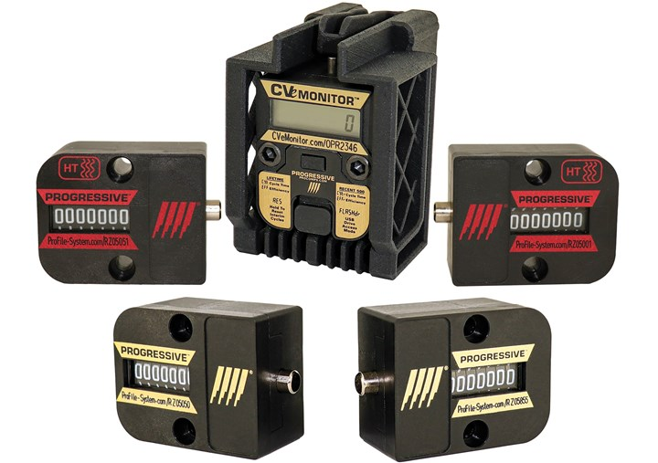 Progressive Components CounterView products