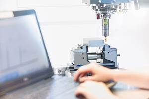 Sensory Toolholder Monitors Machining Processes at the Tool