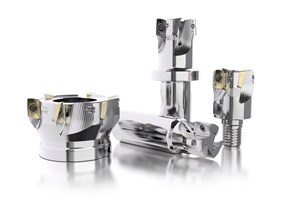 Square Shoulder Cutter Focuses on Secure Processes, Longer Tool Life