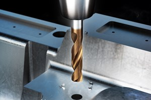 Drill Series Offers Higher Performance, Speeds in Steel and Cast Iron