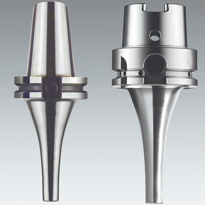 Emuges micro milling/drilling chucks
