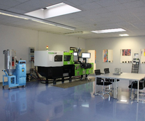 RJG Germany Opens Injection Molding Training Facility