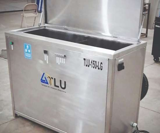 Ultrasonic Cleaning Unit