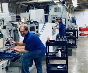 American Quality Molds Moves in the Midst of COVID-19