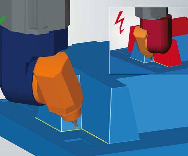 Optimized Virtual Machining Enhances Mold Manufacturing image