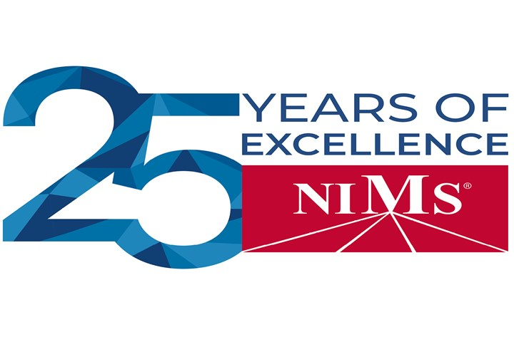 NIMS celebrating its 25th year in the industry