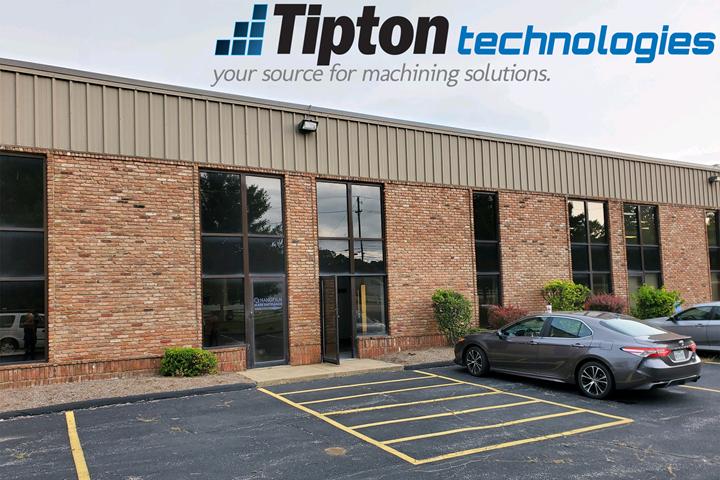 Tipton Technologies building
