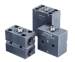 Hydraulic Clamping Cylinders Offer More Reliable Mold Connections