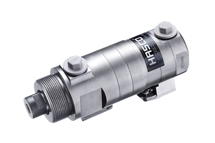 Hasco positive locking cylinder