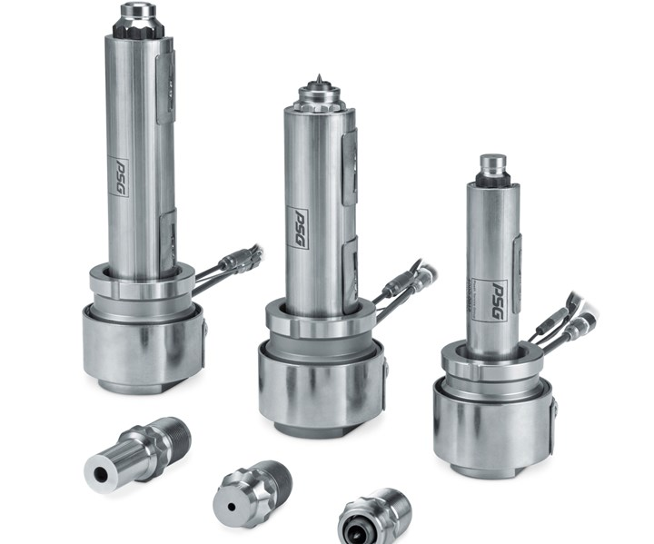 Meusberger smartFILL nozzle expanded series
