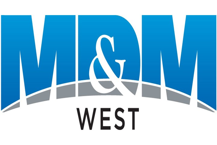 MD&M West event logo