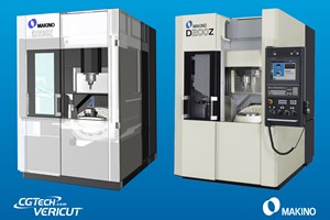 CGTech, Makino Renewed Partnership Continues to Provide Manufacturing Solutions