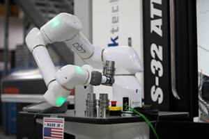 Cobot Software Update Adds and Improves Operational Features