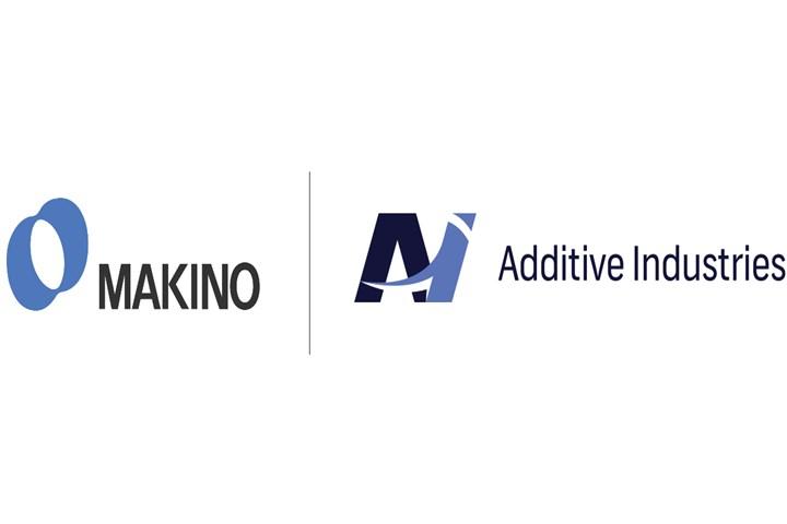 Makino, Additive Industries logo