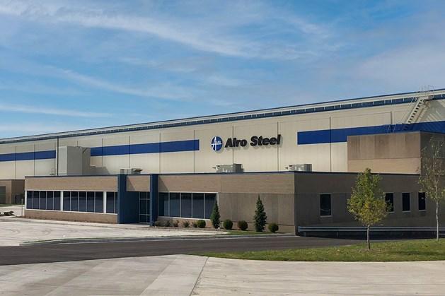 Alro Steel, new Wisconsin location