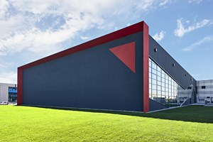 HRSflow Constructs New European Production Site