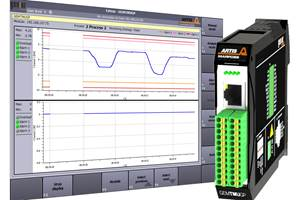 Tool Monitoring Solution Detects Machine Tool Process Anomalies