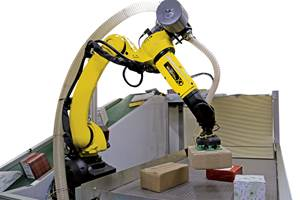 FANUC, Plus One Robotics Deliver Automation Solutions for E-Commerce Fulfillment