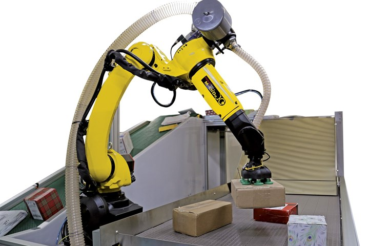 FANUC America and Plus One fulfillment solution.