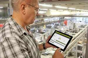 Machine Monitoring System Achieves Enhanced Data Availability