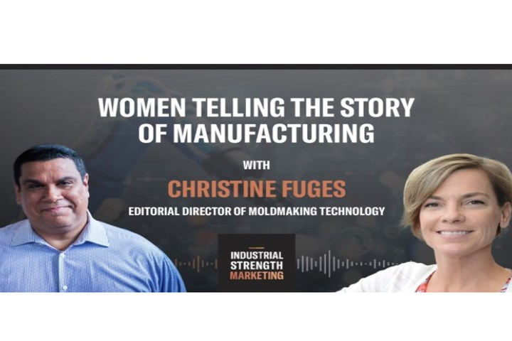 Women Telling Women the Story of Manufacturing podcast