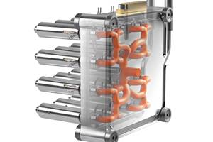 Hot Runner Manifold Offers Increased Flexibility
