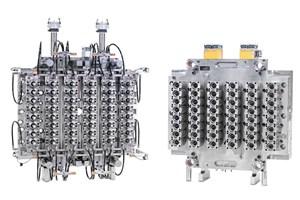 Adaptive PET Preform Mold Meets Fluid Production Requirements