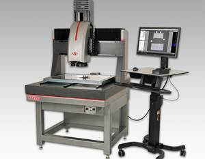 Versatile Large Format Multi-Sensor Vision System for Accurate, Fast Measurements