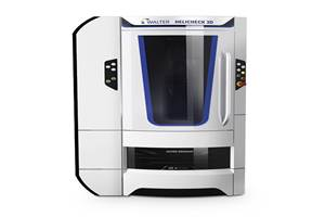 Automated 3D Optical CNC Measuring Machine Targets High Precision and Challenging Applications