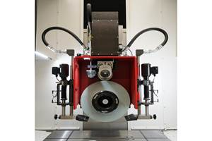 Creep Feed Grinder Provides Exceptional Grinding Productivity