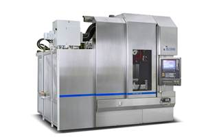Traveling-Column Grinding Center Excels in Modern Production Environments