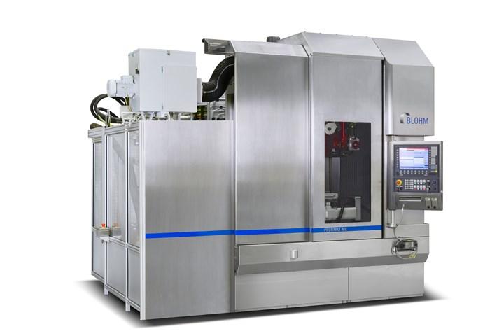 United Grinding Blohm PROFIMAT MC machine