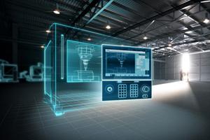 Digital CNC System Enables Machine Tool Building Simulation Capabilities