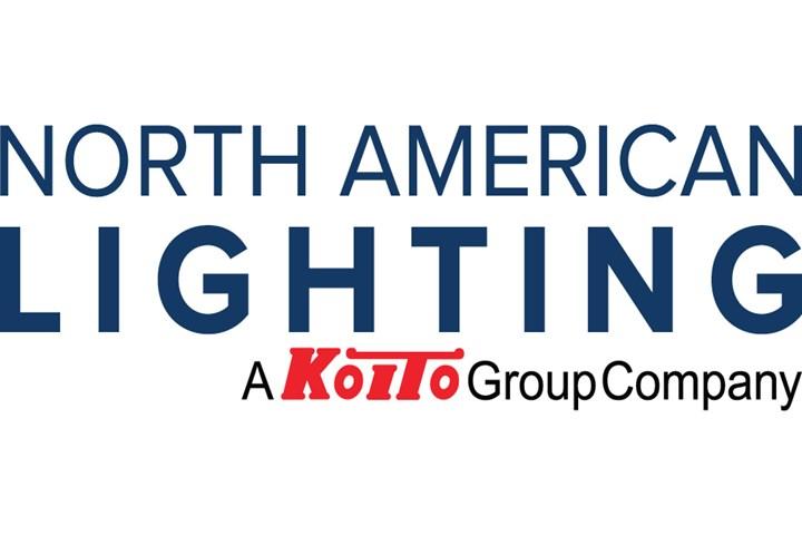 North American Lighting logo.
