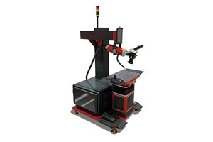 Laser Welding System Meets Smaller Footprint, Affordable Price