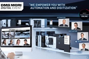 DMG MORI Digital Event Kicks Off Feb. 2-4